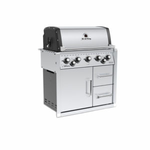Broil King Imperial 590 Built In