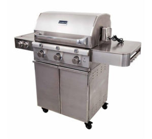 Saber Elite Series 3 Burner Gas Grill