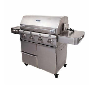 Saber Elite Series 4 Burner Gas Grill