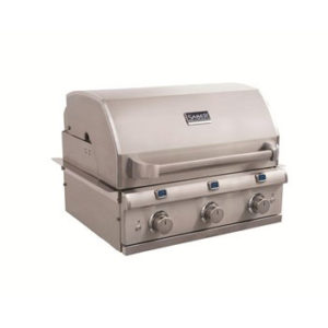 Saber Elite Built in 3 Burner Gas Grill