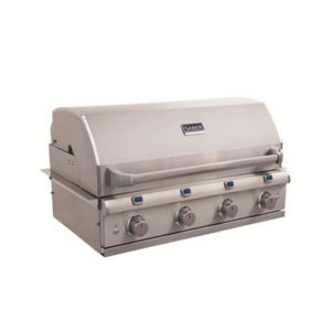 Saber Elite Built In 4 Burner Gas Grill