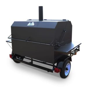 Green Mountain Grill Big Pig Trailer