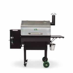 Green Mountain Grills Daniel Boone Choice Wifi Stainless Steel