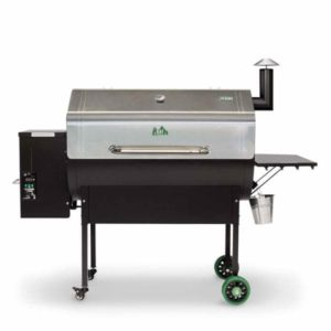 Green Mountain Grills Jim Bowie Choice Stainless Steel
