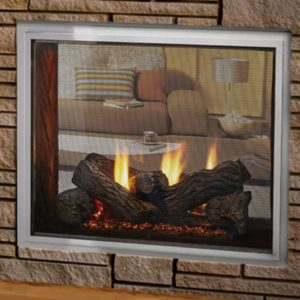 Heat N Glo Fortress Outdoor FIreplace