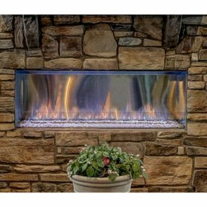 Heat N Glo Lanai Outdoor Gas Fireplace