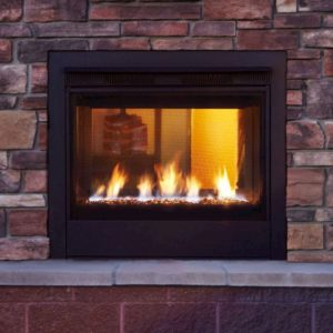 Heat N Glo Twilight Outdoor Fireplace