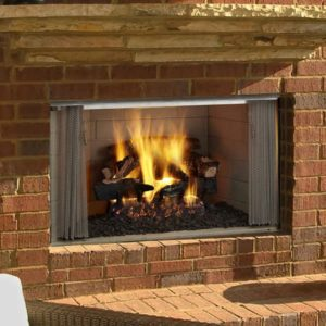 Heat N Glo Villawood Outdoor fireplace