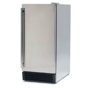 Jackson Outdoor Stainless Steel Fridge