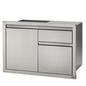 Napoleon 36 x 24 Single Door with Waste Bin Drawer