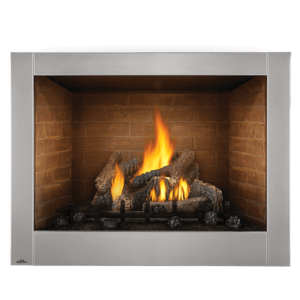 Napoleon Riverside 42 Clean Face Outdoor Fireplace