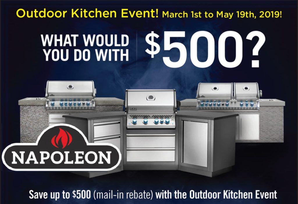 Outdoor Kitchen Event