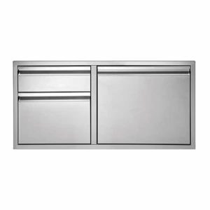Twin Eagle Door 2 Drawer Combo