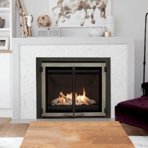 Valor h5 outdoor fireplace