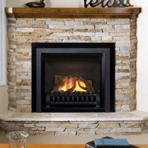 Valor Horizon Outdoor Fireplace