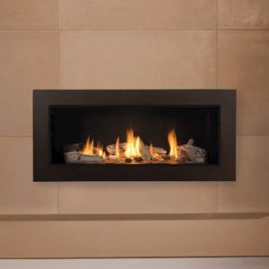 Valor Linear L1 Outdoor Fireplace