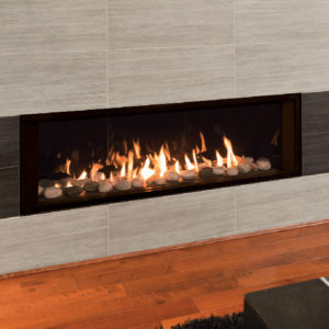 Valor L2 Linear Outdoor Fireplace