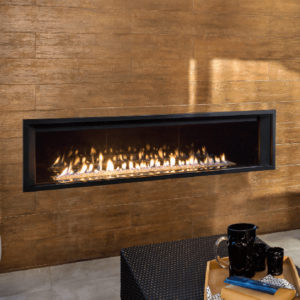 Valor Linear L3 Outdoor Fireplace