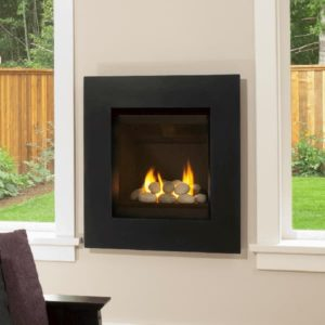 Valor Portrait Outdoor Fireplace