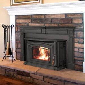 Enviro Boston 1200 Wood FIreplace