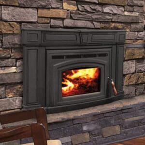 Enviro Cabello 1200 Wood Fireplace