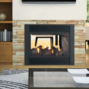 Regency Panorama P121 Gas Fireplace