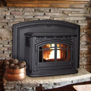 Enviro M55 Cast Iron Fireplace