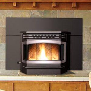 Enviro Meridian Pellet Fireplace
