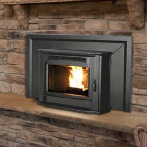 Enviro Milan Fireplace Pellet Stove