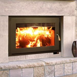 RSF Focus 320 Wood Fireplace