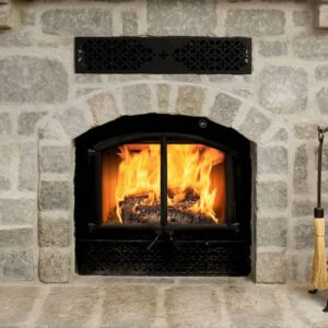 RSF Opel 2 Plus Wood Fireplace
