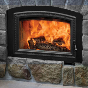 RSF Opel 3 Wood Fireplace