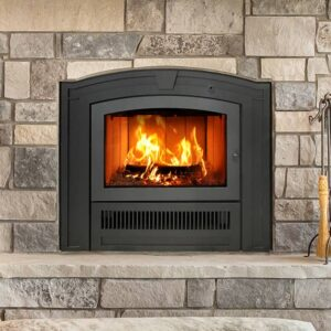 RSF Opel Plus Keystone Fireplace