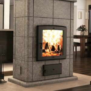 Valcourt FM400 Wood Fireplace