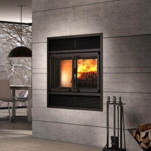 Valcourt FP Beaumont Wood Fireplace