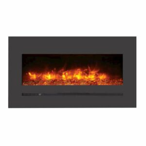 Amantii WM-FML-34-4023-STL Electric Fireplace