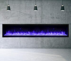 Amantii Sym 100XT Electric Fireplace