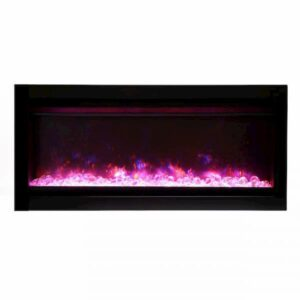 Amantii Sym 34 Electric Fireplace