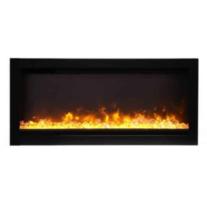 Amantii Sym 34b Electric Fireplace