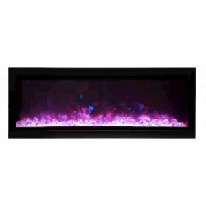 Amantii Sym 42B Electric Fireplace