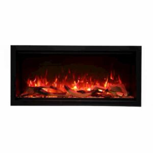 Amantii Sym 42xt Electric Fireplace