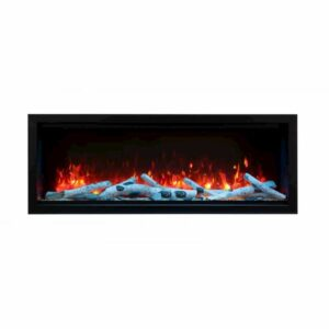 Amantii Sym 60xt Electric Fireplace