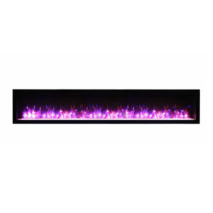 Amantii Sym 88 Electric Fireplace