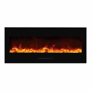 Amantii WM-FM-50-BG Electric Fireplace