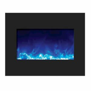 Amantii ZECL-26-2923-BG Electric Fireplace