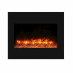 Amantii ZECL-30-3226-BG Electric Fireplace