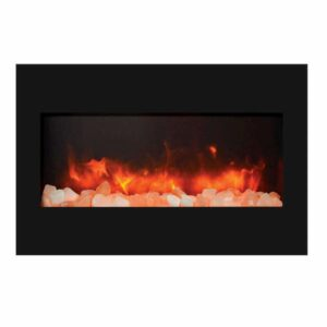 Amantii ZECL-33-3624-BG Electric Fireplace
