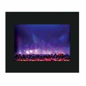 Amantii ZECL-39-4134-BG Electric Fireplace