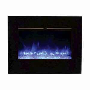 Amantii ZECL-26-2923-FM-BG Electric Fireplaces