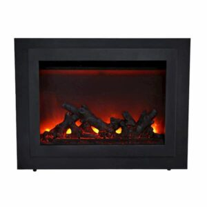 Amantii ZC-FM-37 Zero Clearance Electric Fireplace